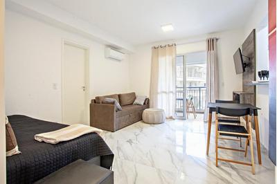 Apartamento Em Jardim Leonor, São Paulo/sp De 70m² 1 Quartos Para Locação R$ 3.000,00/mes - Ap239890