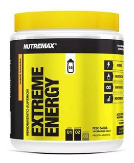 Extreme Energy Nutremax Bebida Energizante Hidratacion 560g