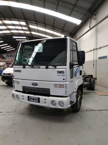 Ford Cargo 915 Año 2012 Chasis Camiones Usados