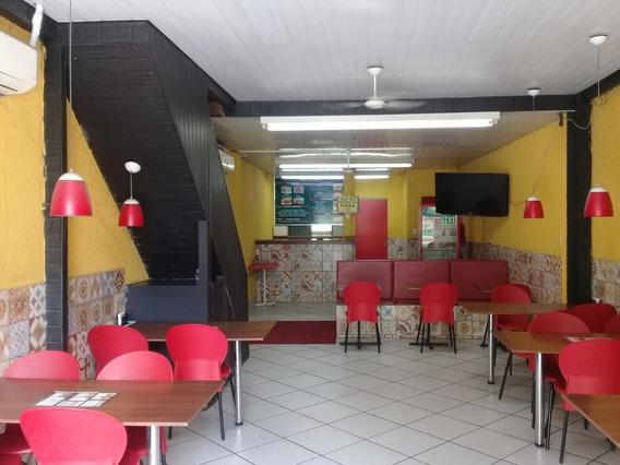 Passa-se O Ponto De Restaurante Localizado No Centro