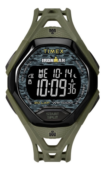 Reloj Hombre Timex Ironman Deportivo Tw5m23900 Digital