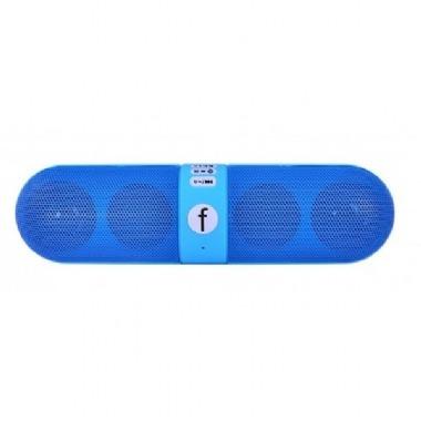Caixa Som Portatil ( 8w)(azul)(usb/bluetooth/fm/sd)(xtrad)