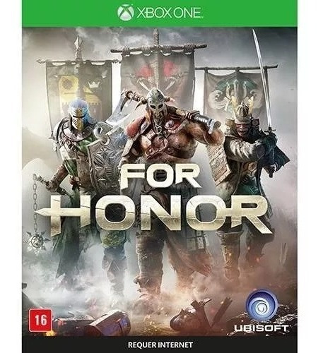 For Honor - Xbox One - Midia Fisica