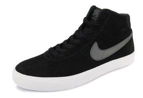 Tênis Feminino Nike Sb Bruin Hi Preto