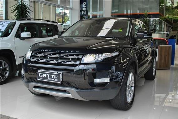 Land Rover Range Rover Evoque 2.0 Pure 4wd V8 32v