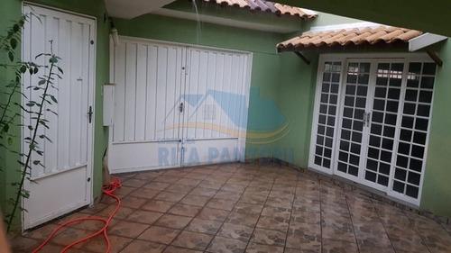 Casa, Jardim Roberto Benedetti, Ribeirão Preto - C4779-v