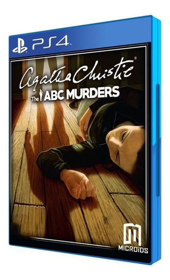 Agatha Christie Abc Murders - Fisica - Selado