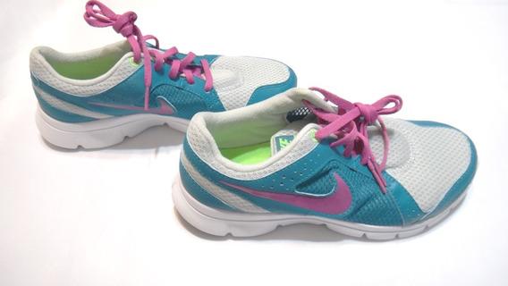 Tenis Deportivos Dama Nike Originales Color: Azul Claro