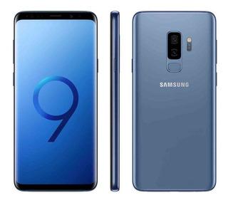 Celular Samsung Galaxy S9 Plus 128gb Azul