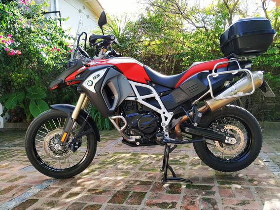 Bmw Gs 800 Adventure 2017 Impecable