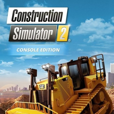 Construction Simulator 2 ( Mídia Física ) Pc - Dvd