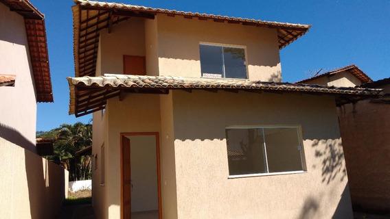 Casa Duplex 3 Quartos (2 Suítes) Em Itaipú - 1ª Locação - 423
