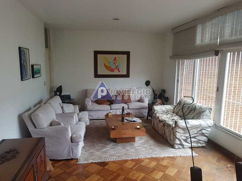 Casa Em Condomínio À Venda, 4 Quartos, 2 Suítes, 1 Vaga, Botafogo - Rio De Janeiro/rj - 21568