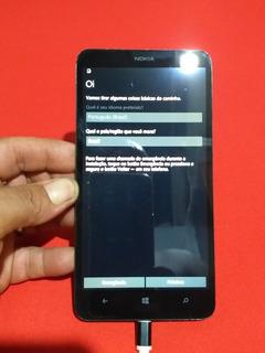 Placa Nokia Lumia 1320 Original Não Pega O Toush Screen