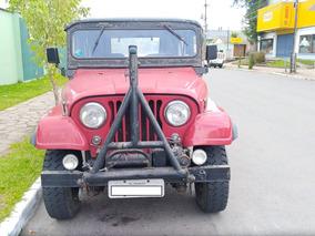 Jeep Willys Cj5 1968
