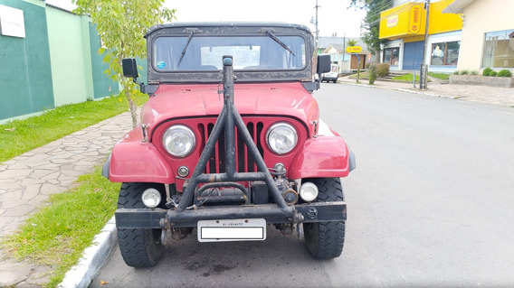 Jeep Willys Cj5 1968