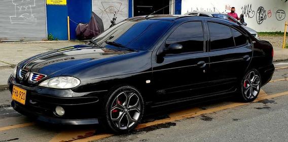 Renault Megane Exclusive 1.6