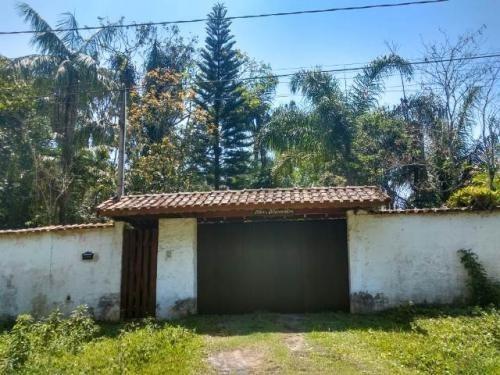 6054 Kym - Chácara Com Lago - Jd São Fernando - Itanhaém/sp