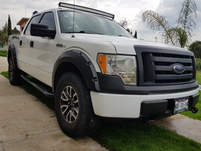 Ford Lobo 5.0l Xlt Cabina Doble 4x4 Mt 2010