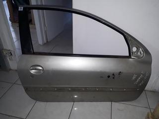Porta Dianteira Direita Peugeot 206 / 207 2 Portas 8949