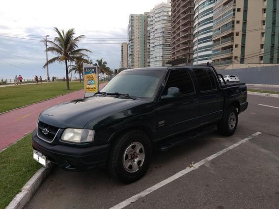 S10 Deluxe 2.8 Cd/td Diesel-2000 (4x4) Mwm
