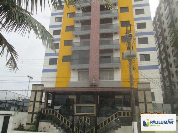 Apartamento Com 1 Dorm, Jardim Marina, Mongaguá - R$ 220 Mil, Cod: 827328 - V827328