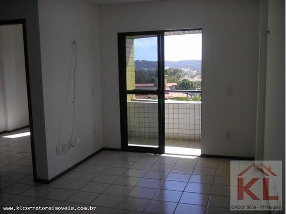 Apartamento Para Venda Em Natal, Capim Macio, 2 Dormitórios, 1 Suíte, 2 Banheiros, 1 Vaga - Ka 0775_2-886443
