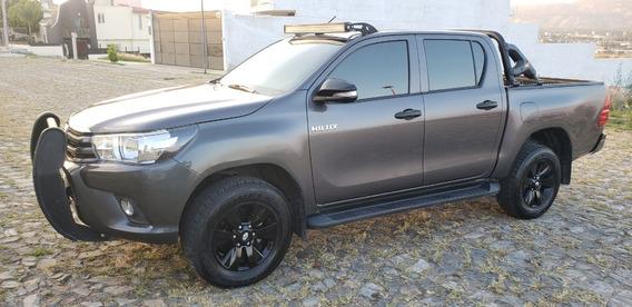 2017 Toyota Hilux
