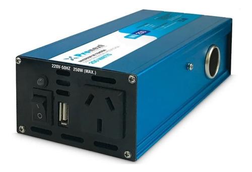 Inversor De Tension 220v A 12v De 250w Pronext Inverter