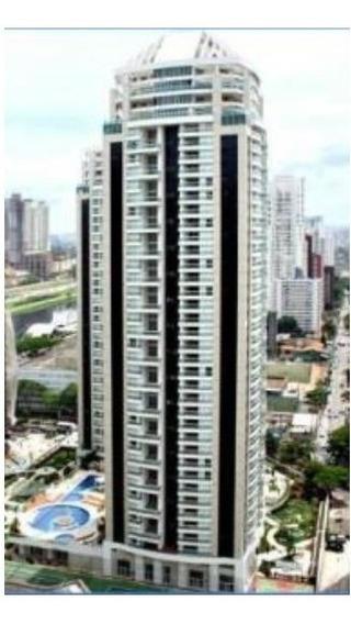 Cob. Duplex 400m² - Flórida Penthouses, 4 Suítes E 4 Vagas