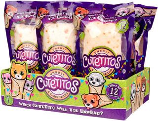 Peluche Sorpresa Cutetitos Original Intek