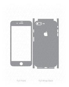 Adesivo Skin Personalizada Iphone 8, 8plus