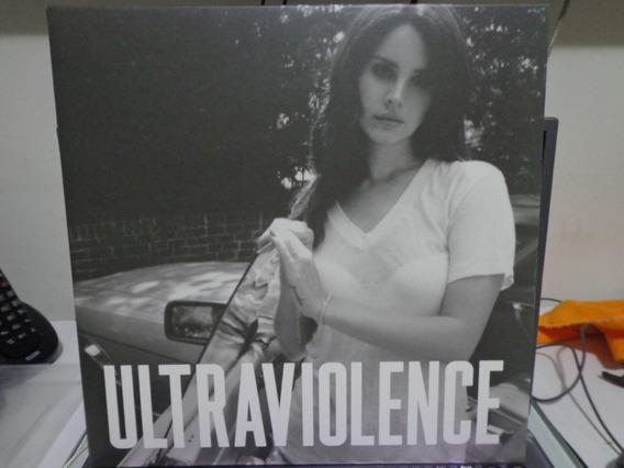 Lp Lana Del Rey - Ultraviolence Duplo Importado
