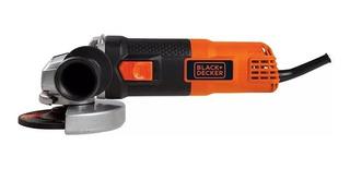 Amoladora Angular Black Decker G720 820w 115m 6 Discos