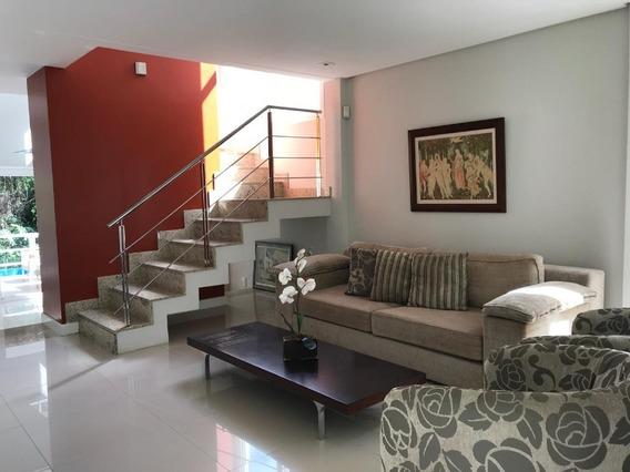 Casa De Condominio Em Alphaville I Com 3 Quartos Suítes 350m2 - Iur364 - 34476195