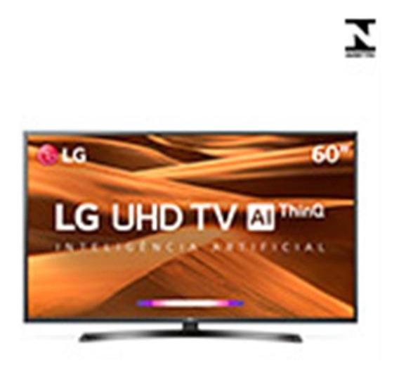 Smart Tv 60 Led Lg 60um7470psa 4k Com Wi-fi, 3 Hdmi E 60hz