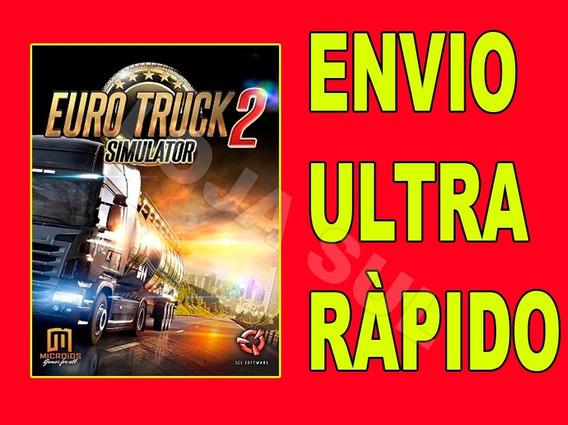 Euro Truck Simulator 2 + 40 Dlcs - Jogo Pc