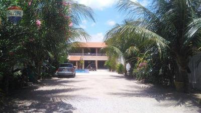 Casa Residencial À Venda, Iparana, Caucaia. - Ca0092