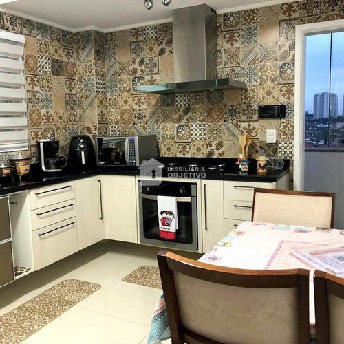 Imagem 1 de 20 de Sobrado Com 3 Dorms, Parque Monte Alegre, Taboão Da Serra - R$ 850 Mil, Cod: 4161 - V4161
