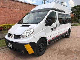 Renault Trafic 2.0 Mod. 2014 Capacidad 12 Pasajeros