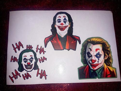 Calcomanias Joker Guason Original Laptop Pared Decorativa