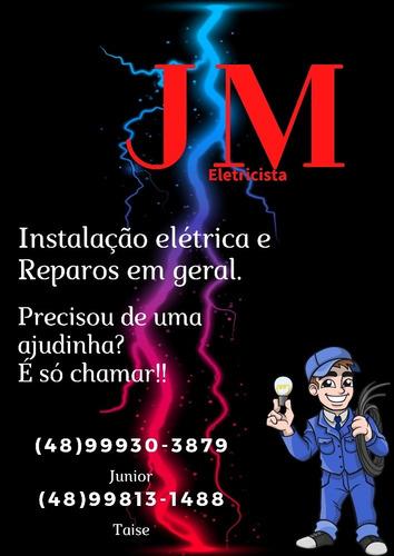 Imagem 1 de 5 de Jm Eletricista