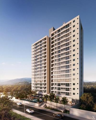 Apartamento Em Dom Bosco, Itajaí/sc De 63m² 2 Quartos À Venda Por R$ 270.800,00 - Ap523124
