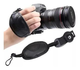 Correa De Mano Para Camaras Sony Nikon Canon Envio Gratis