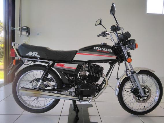 Honda Cg Ml 125 1987