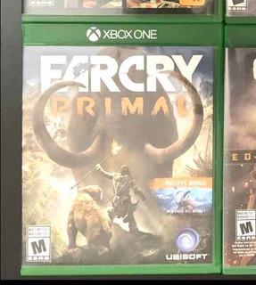 Farcry Primal Juego Para Xbox One Juego Original Fisico