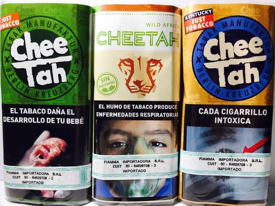 Tabaco Para Armar Cheetah X10 Unidades Cigarrillos Alemania