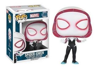 Funko Pop Spider Gwen 146 Spider Man Marvel