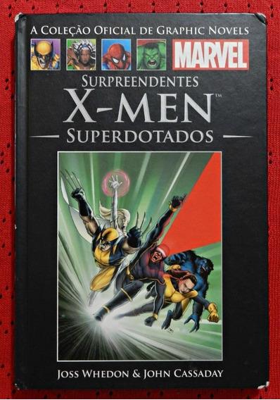 Surpreendentes X-men - Superdotados | Salvat Preta Nº 36