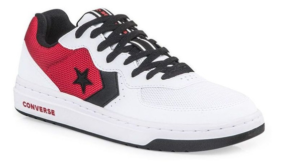 Converse Rival Leather Ox Blanca Mode4489